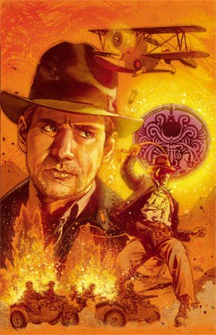 Indiana Jones en comic
