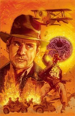 Indiana Jones en comic