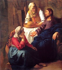 Vermeer Xp with Mary & Martha