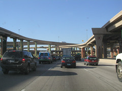 I-635 and Hwy-75 intersection