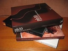 Pierre Hermé: My PH books