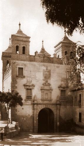 xPuerta del Cambrón, Toledo, España