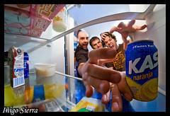 El ultimo Kas! (Iigo Sierra) Tags: amigos fisheye 8mm kas nevera peleng ojodepez peleng8mm