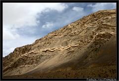 Fantastic Rock Formation (anirbanbiswas_c8) Tags: sky india snow mountains clouds canon eos bluesky hills canondigitalrebel himalaya digitalrebel whitesnow leh manali himachalpradesh ladak manalilehhighway darkbrownmountains