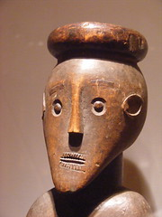 NMAfA_Male figure (Tsonga people, South Africa) (catface3) Tags: sculpture art museum southafrica washingtondc smithsonian dc masks woodcarving africanart nationalmuseumofafricanart tsonga catface3 africanvision disneytishman