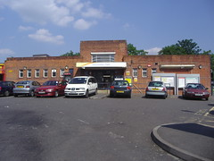 Picture of Worcester Park Station