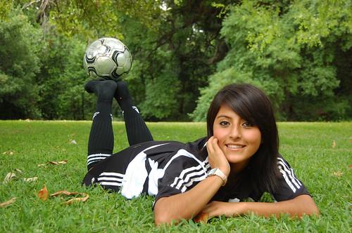 Soccer Daniela