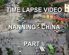 Rush Hour - Time Lapse Video - Part II (Life in AsiaNZ) Tags: life china road street people cars buses canon movie timelapse video traffic time transport chinese trains powershot bicycles movies production intersection rushhour videos lapse nanning guangxi g9 canong9 lifeinnanning timelapsevideo flickrgiants