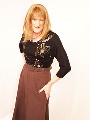 Julie 06-02-2008 014 (Julie Bracken) Tags: old red portrait fashion hair tv cd mini skirt crossdressing tgirl transgender mature tranny transvestite crossdresser crossdress kinky tg trannie mtf m2f feminized enfemme xdresser tgurl feminised transsister julieb85