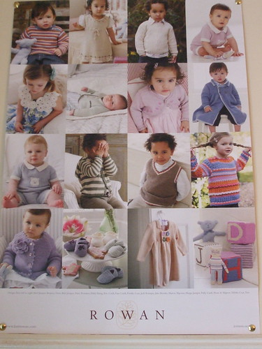 Rowan Milk Cotton Patterns