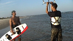 Kiteboarding Lesson