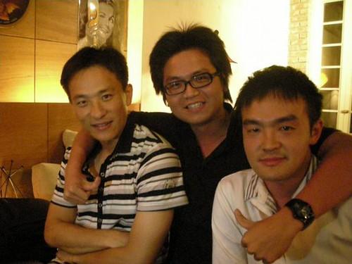 黃健昱、黃彥臻,and me