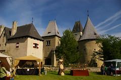 Burg Ottenstein (captain.orange) Tags: castle austria burg mittelalterfest ottenstein österreich medievalspectacle pentaxk100d niederösterreich