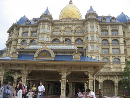 東京ディズニーランドホテル・オープン