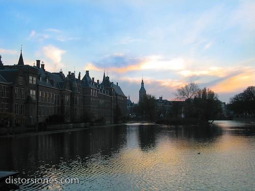 Binnenhof y el Hofvijver