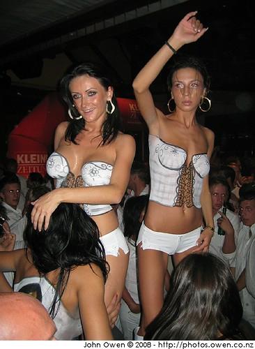casino girls