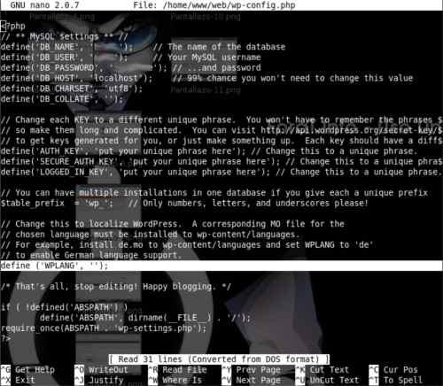 Crear servidor en Linux Ubuntu Server [P2]