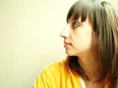 mo mo (Katya Gorina) Tags: portrait beautiful face yellow hair bigeyes bright