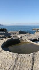 58.石梯坪的海蝕壺穴