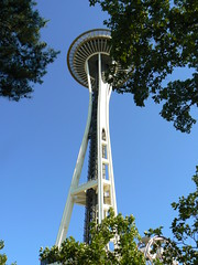 Yep, it's the Space Needle