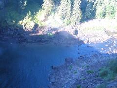 river below the falls (Kaijsa) Tags: snoqualmiefalls