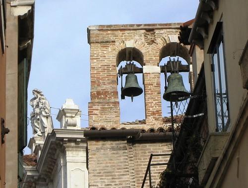 San Toma bells