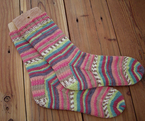 Sock #12 (52 Sock Challenge)