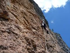 Il pasto nudo (Antonio Palermi) Tags: arrampicata gransasso
