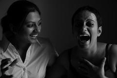 Funny... (cmac66) Tags: india sisters laughing funny delhi ron henna sana veryfunny