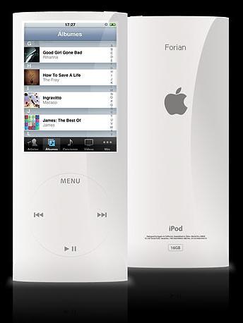 nuevo iPod Nano 4G
