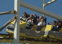 Rollercoaster (Neil Clark) Tags: brighton rollercoaster funfair palacepier