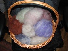 Basket full of Batts