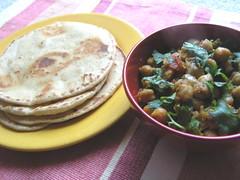 Chole bhatura (khangengis) Tags: garbanzo chickpeas chole bhatura