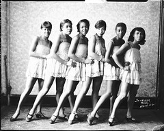Effie Moore & Troupe (Black History Album) Tags: women dancers africanamerican entertainers effiemoore vaudevillediscoverblackheritagecom