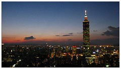 Taipei 101 (balaocat) Tags: california sunset 101 taipei101 californiafitness g9 canong9 balaocat johnnyouyang