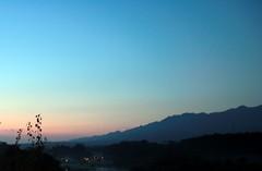amaneciendo (borja'08) Tags: azul amanecer llanes sierradelcuera niembru