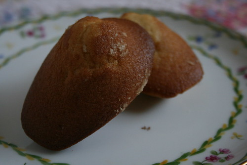 Madeleines of Bay Bread
