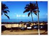 """Ah, que vontade de para e ficar! (Jessica Aquino) Tags: sea brazil praia beach mar areia natureza barracas """"bluesky"""" betterthangood dragonflyawardsgroup """"portoseguro"""" """"nordeste"""" """"bahia"""" """"coqueiros """"céuazul"""""""