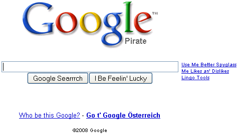 Google Pirates