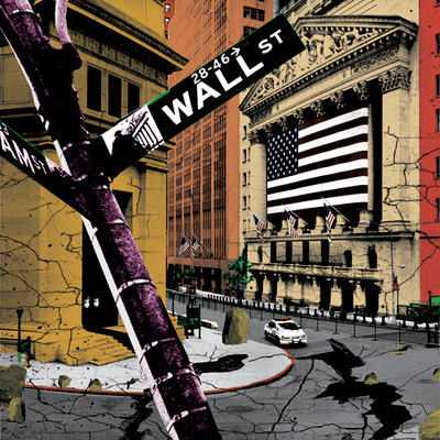 Wallstreet Crash
