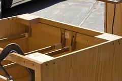 Corner Bracing the Cabinet