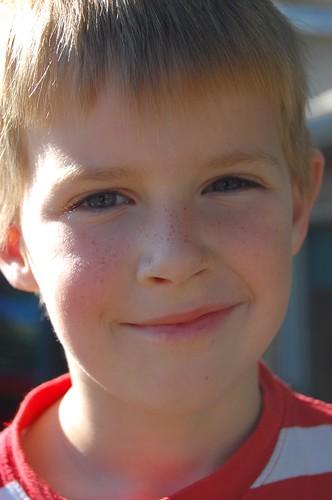 Tristan, age 6 1/2