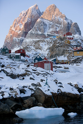 Uummannaq. Photo: Nathan Gallagher