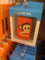 Paul Frank iPod Touch Case (Ablirien) Tags: red apple monkey store ipod display box applestore case pasadena paulfrank ipodtouch ipodtouchcase tokeepyourplayerwarm