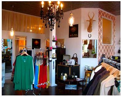 Hayden Harnett design store