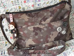 Bolsa (Casinha de Pano) Tags: bag japanese handmade fabric bolsa matrioska tecido