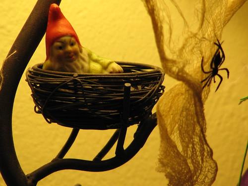 sleepy gnome