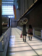 ミューザ川崎 コンサートホールへの道