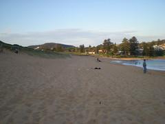 Beach 4 (cobalt.penguin) Tags: beach dunes sydney peninsula avalon barranjoey