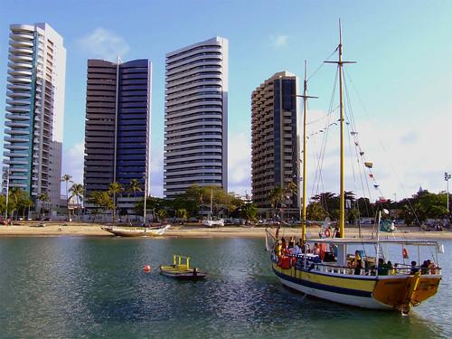Brasil - Ceará - Fortaleza - Meireles 1 por A. Duarte.